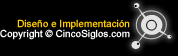 CincoSiglos.com | Internet Marketing
